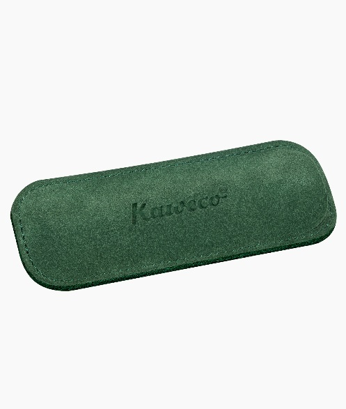 Kaweco Eco Velours Green 2 Pen Pouch Sport